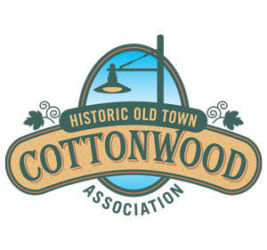 Cottonwood Old Town Association logo
