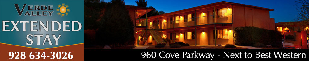 Verde Valley Extended Stay 928 634 3026